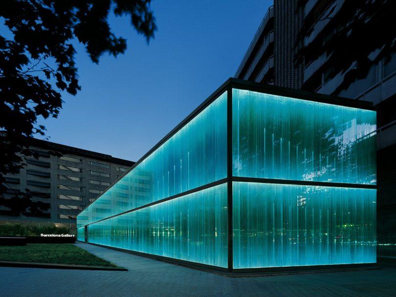 I migliori architetti contemporanei de barcellona for Migliori case di architettura