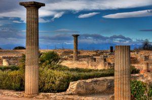 rovine greco-romane Empurias