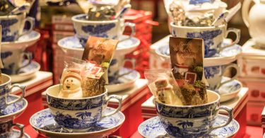 negozio tè barcellona