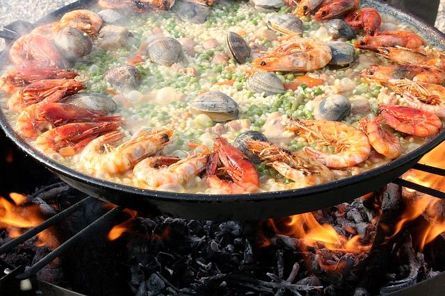 Mangiare Una Buona Paella A Barcellona