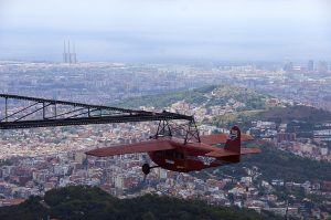 ShBarcelona-parco-divertimenti-Tibidabo-aereo
