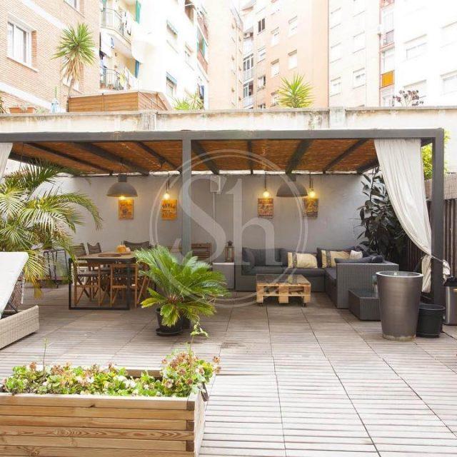 Tenemos pisos con bonitas terrazas en Barcelona bcn barcelona bcnlovershellip
